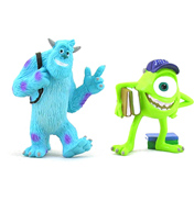 Bullyland Monsters University Figures- Sulley