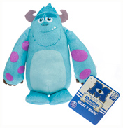 Monsters University Shake & Scare Plush