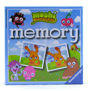 Ravensburger Moshi Monsters Memory Game