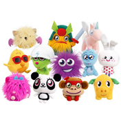 Moshi Monsters Soft Toy- Fishlips