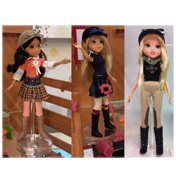 Moxie Girlz Horse Riding Club Doll