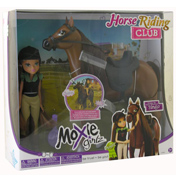 Moxie Girlz Horse Riding Club Cricket Horse &…