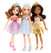 Moxie Girlz Princess Doll BRYTEN (BLONDE HAIR)