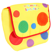 Mr Tumble's Textured Spotty Bag with Word Cards