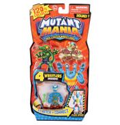 Mutant 4 Pack (Round 1)