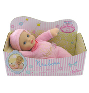 My First Baby Annabell NEWBORN in PINK