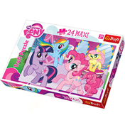 My Little Pony 24 Piece Maxi Jigsaw Puzzle