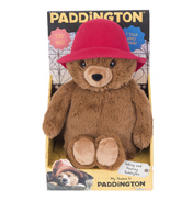My Name is Paddington Talking Soft Toy