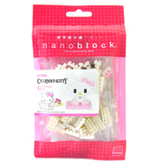 Nanoblock Charmmy Kitty (100 Pieces)