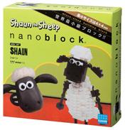 Nanoblock Shaun the Sheep Shaun Building Set