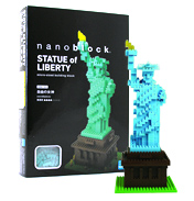 Nanoblock 'Sights to See' Statue of…