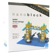 Nanoblock 'Sights to See' Tower Bridge
