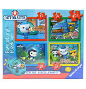 Octonauts 4 Puzzles in a Box
