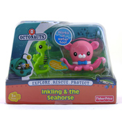 Inkling & the Seahorse Figure Pack