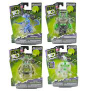 Omniverse Galactic Monsters 10cm Figures