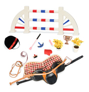 Equestrian Style Set