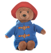 Paddington 16cm Bean Toy