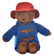 Paddington Bear Movie Plush Toy (24cm)