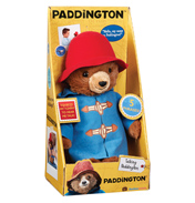 Movie Talking Paddington Soft Toy