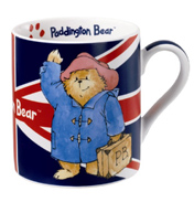 Paddington Bear Tourist Mug
