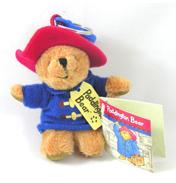 Paddington Bear Classic Keychain (8cm)