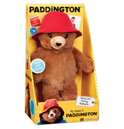 Movie 2 My Name is Paddington Talking Soft Toy