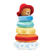 Paddington for Baby Stacking Rings