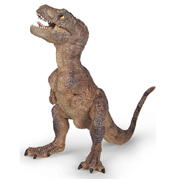 Brown Baby T-Rex