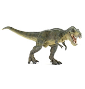 PAPO Dinosaurs T-Rex, Green RUNNING
