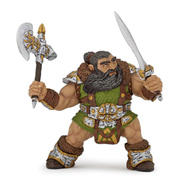 Dwarf Warrior with Axe
