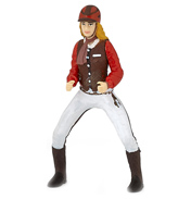 Horse Rider Girl