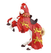 PAPO Red King Richard Horse
