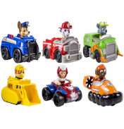 Paw Patrol Racer Pups RUBBLE