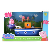 Peppa Pig's Grandpa Pig's Bathtime Boat