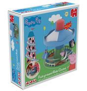 Jumbo Peppa Pig Fairground Ride