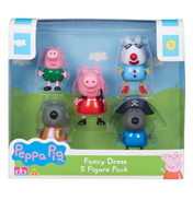 Fancy Dress 5 Figure Pack