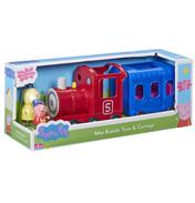 Miss Rabbit's Train & Carriage