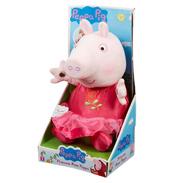 Princess Rose Peppa Singing Plush