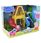 Peppa Pig Weebles Wind & Wobble Playhouse