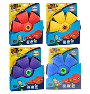Phlat Ball V3 RED & YELLOW