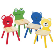 Animal Design Chairs