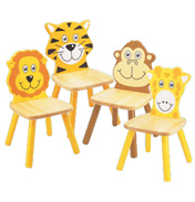 Safari Animal Chairs