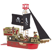 Pirates Pirate Ship Gift Set