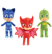 PJ Masks Feature Plush GEKKO