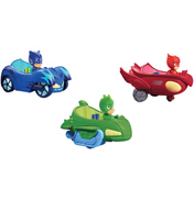 PJ Masks Vehicle and Figure CATCAR & CATBOY