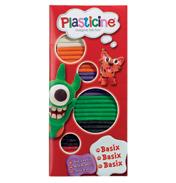 Plasticine BaSix