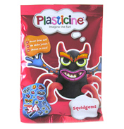 Plasticine Squidgems (ASSORTED)