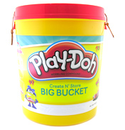 Play-Doh Create & Store Big Bucket