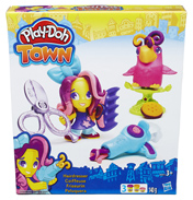 Play-Doh Town Figure & Pet HAIRDRESSER &…