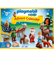 1.2.3 Christmas In The Forest Advent Calendar 2015